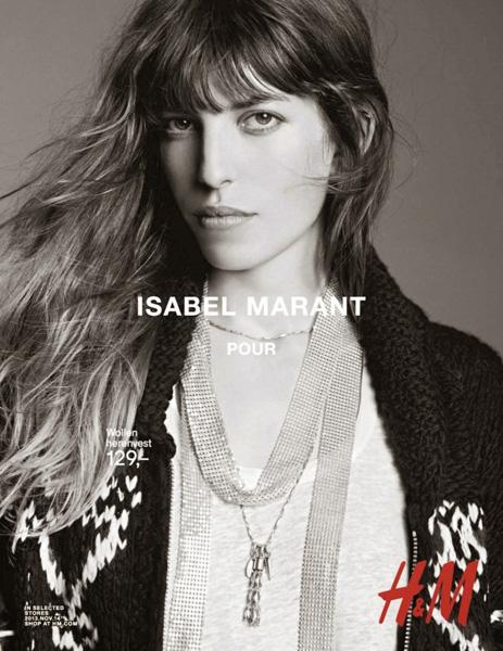 Backstage z sesji kampanii Marant dla H&M (VIDEO+FOTO)