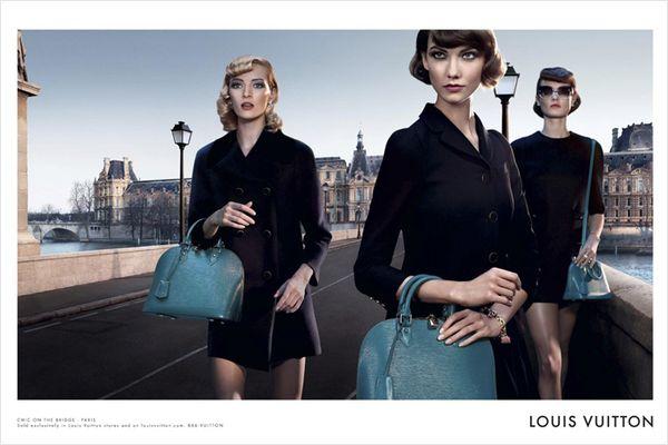Monika Jagaciak nową twarzą Louis Vuitton