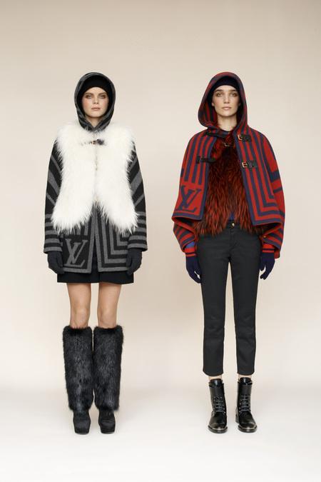 Louis Vuitton - kolekcja pre-fall 2013