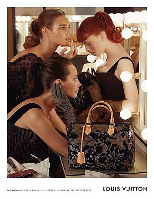Jesienna kampania Louis Vuitton