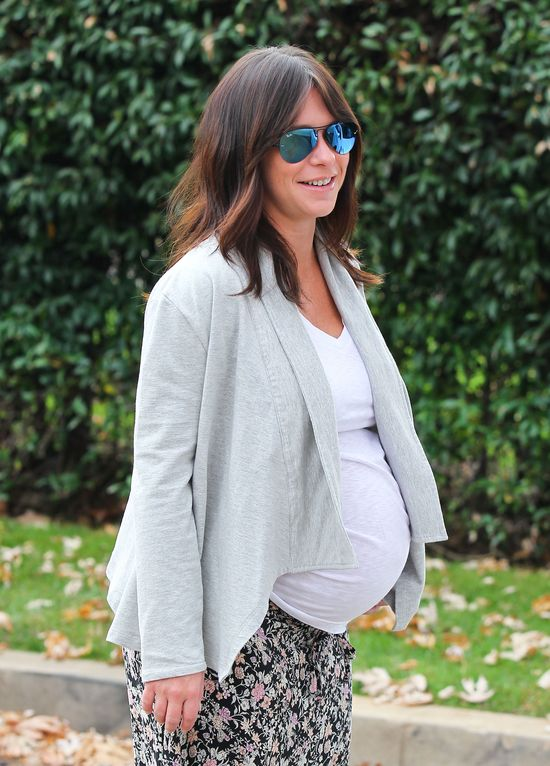 Zoe, Cavallari i Love Hewitt w ciążowych stylizacjach (FOTO)