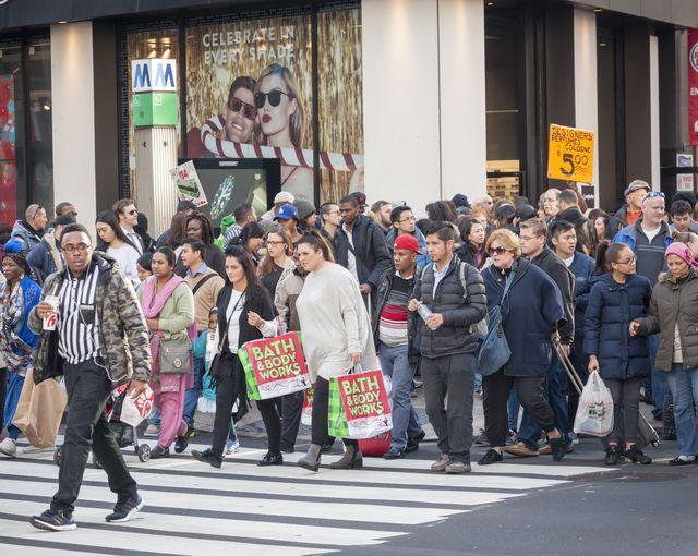 Tak wyglądał Black Friday, czyli Czarny Piątek w USA (FOTO)