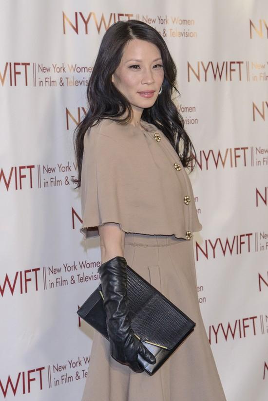 Stylowa Lucy Liu (FOTO)