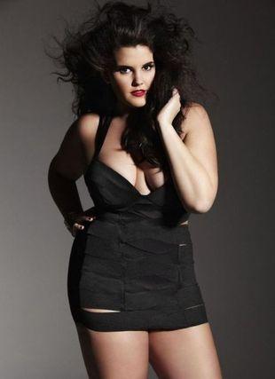 Modelka plus-size w kampanii bielizny (FOTO)