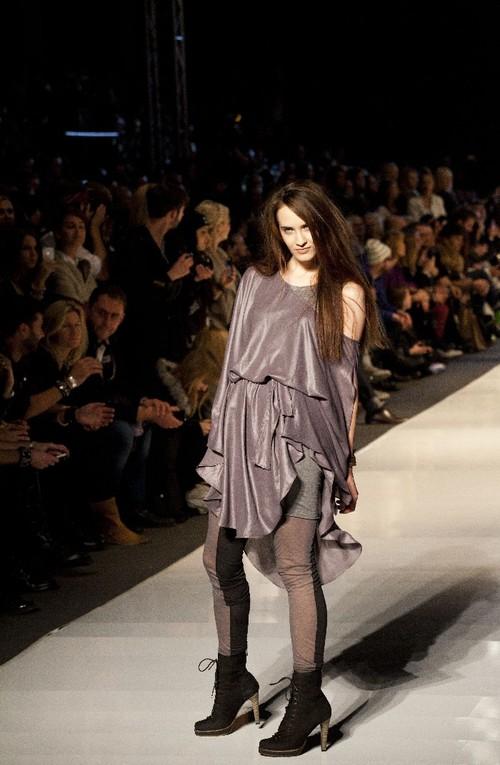 Łukasz Jemioł na Fashion Week Poland
