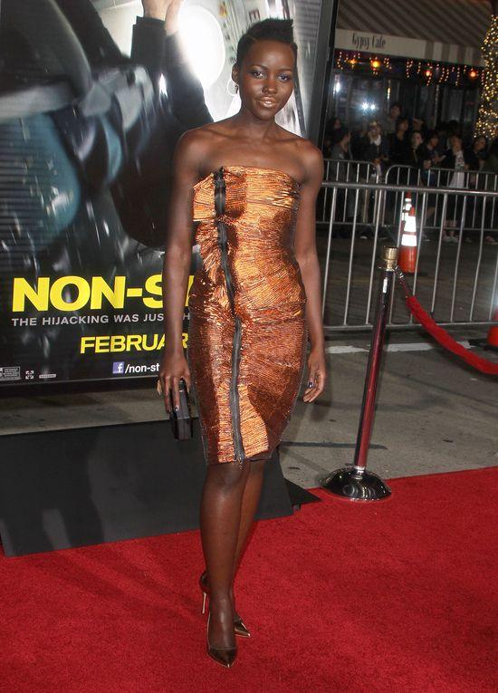 Lupita Nyong'o - sukienka