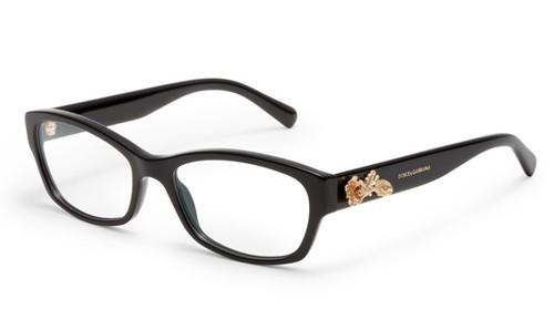 Barokowa kolekcja okularów Dolce&Gabbana