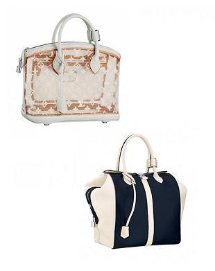 Louis Vuitton - torebki na wiosnę