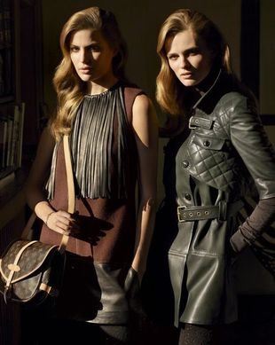 Louis Vuitton: katalog Pre-Fall 2010
