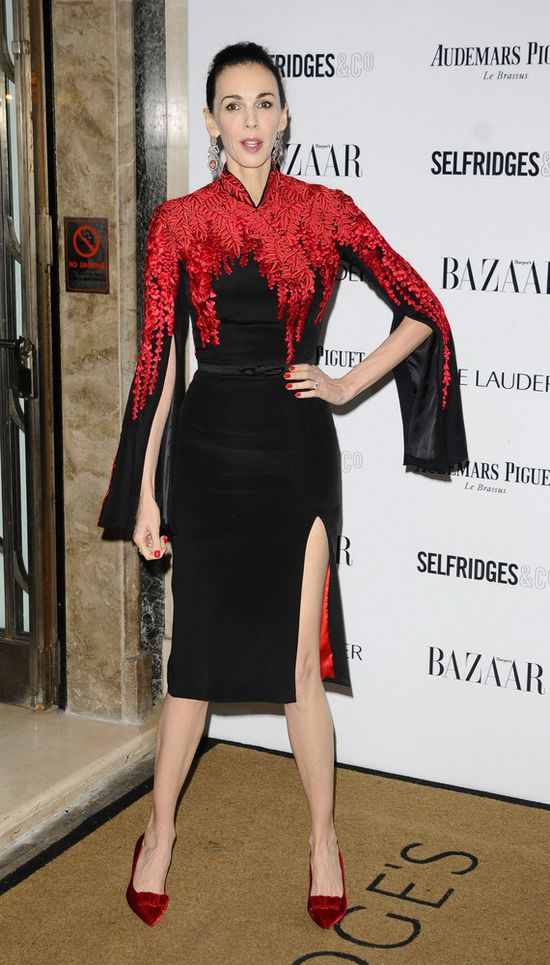 Gwiazdy na imprezie Harper's Bazaar Women of the Year