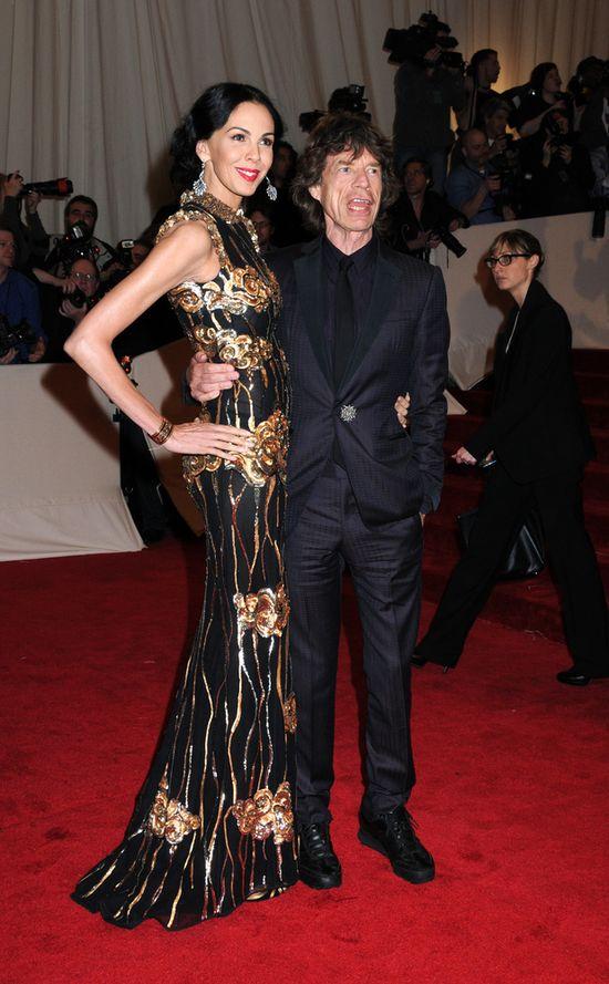 Nie żyje L'Wren Scott - projektantka mody i modelka (FOTO)