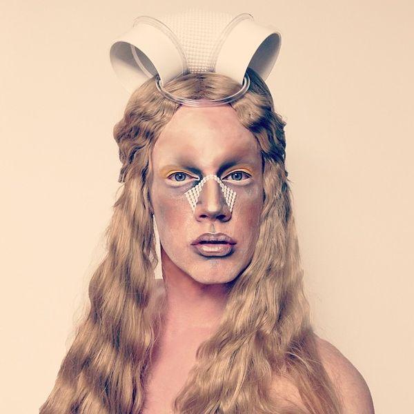 Niesamowite makijaże Lyle'a Reimera (FOTO)