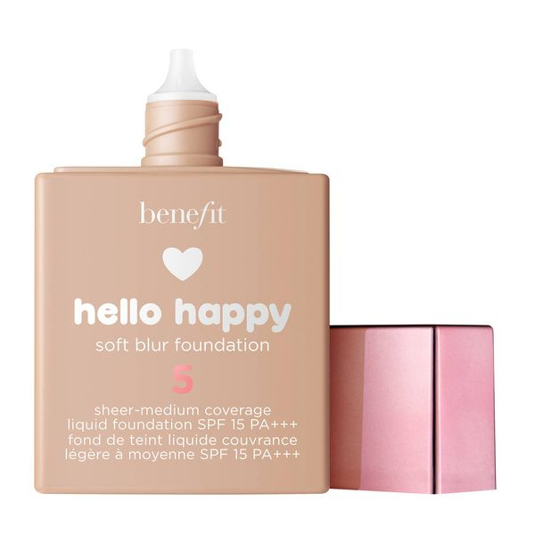 Benefit prezentuje Hello Happy - najnowszy podkład z efektem blur (FOTO)