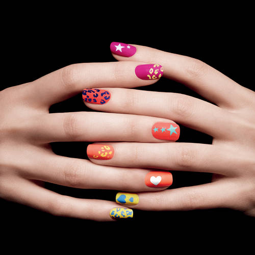 Rewolucja w malowaniu wzorków na paznokciach od Sephory!