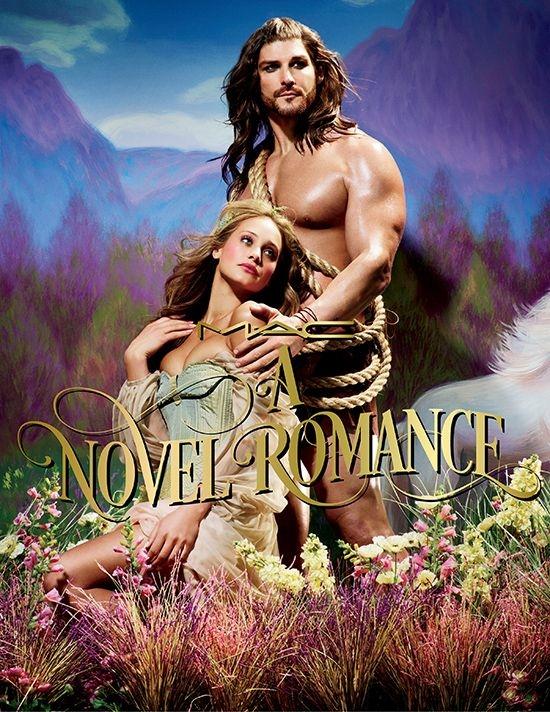 A Novel Romance - nowa linia kosmetyków od MAC