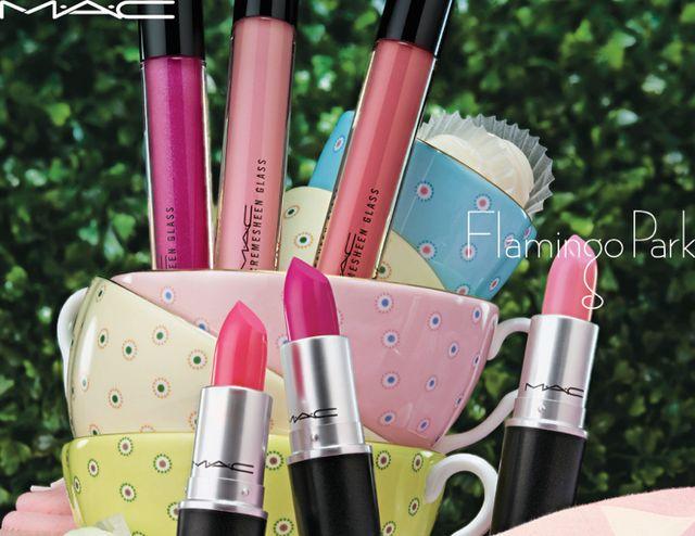Przywołujemy lato z MAC Cosmetics - Flamingo Park (FOTO)