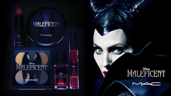 Już jest kolekcja MAC x Disney Maleficent! (FOTO)