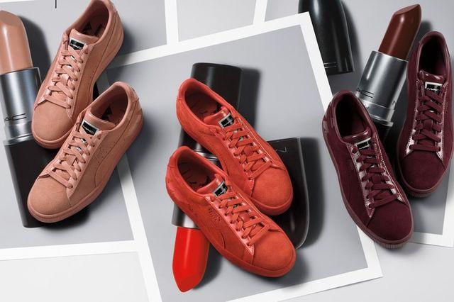 WOW! Oto sneakresy inspirowane inspirowane kultowymi odcieniami szminek MAC!