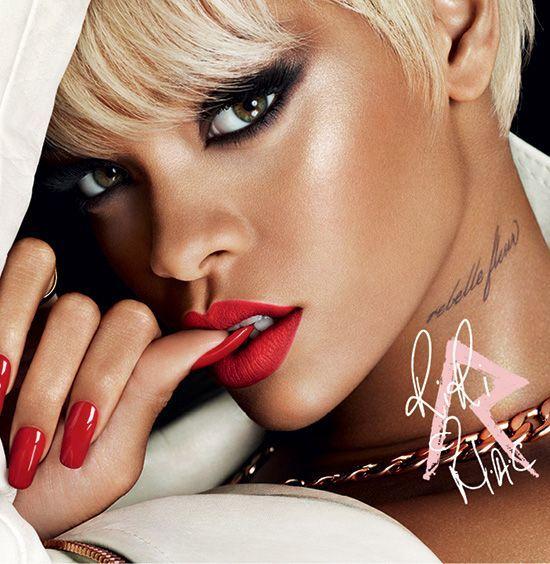 Rihanna wznawia współpracę z MAC (FOTO)