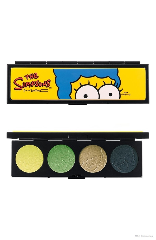Shop The Simpsons x MAC Cosmetics (FOTO)