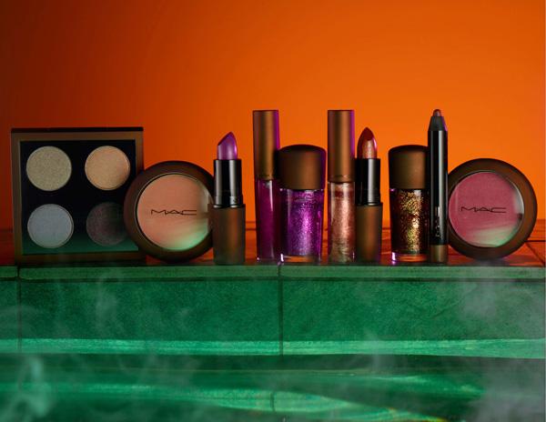 Letni makijaż od MAC (FOTO)