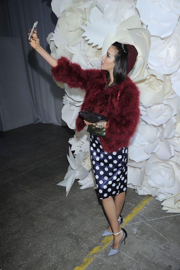 Blogerki modowe na pokazie Bizuu (FOTO)