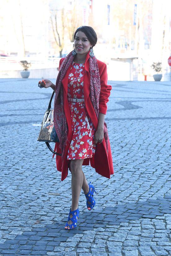 Joanna Horodyńska nie jest fanką stylizacji Macademian Girl