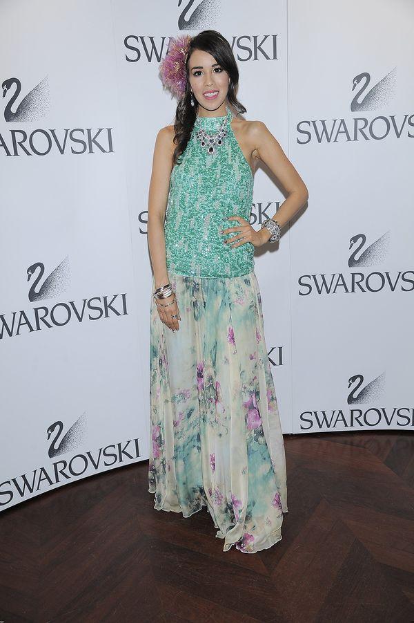 Gwiazdy i celebrytki na prezentacji nowej kolekcji Swarovski