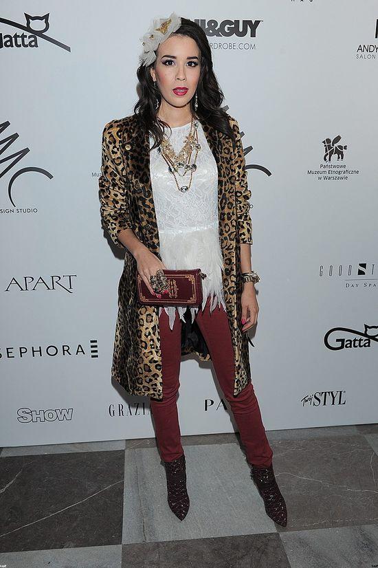 Tamara Gonzalez Perea - Macademian Girl - styl