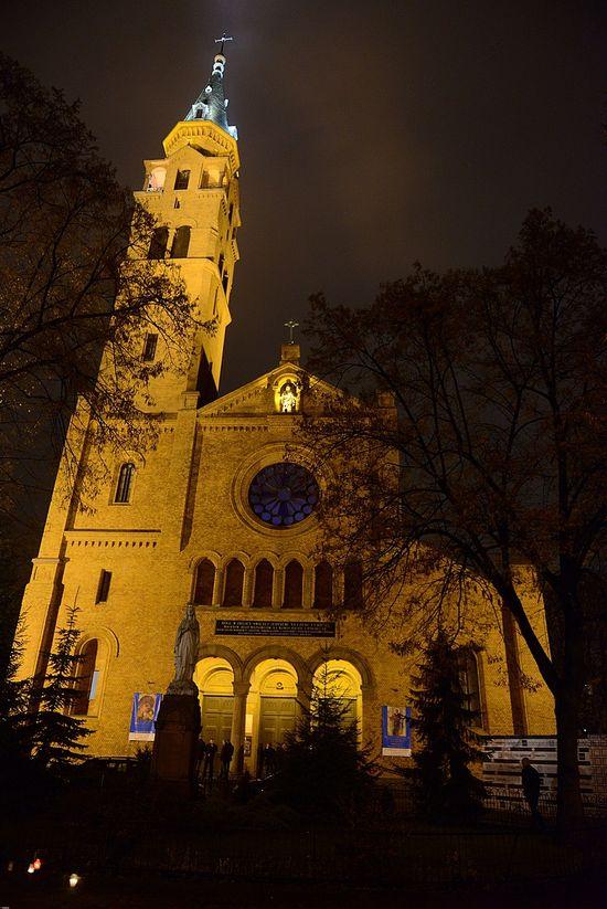 Zień w kościele