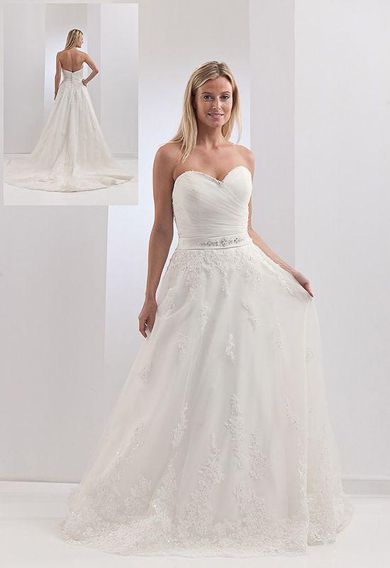 Moda ślubna - Przegląd sukien ślubnych Madonna Lady Bird