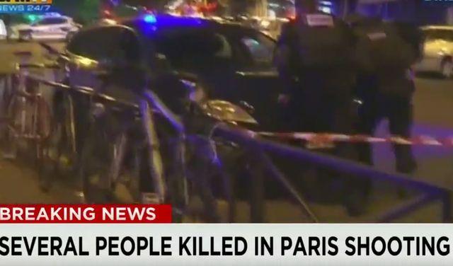 Maffashion boi się po zamachach terorystycznych w Paryżu