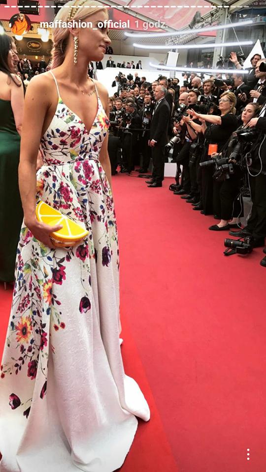 Maffashion zrobiła furorę w Cannes! Wszyscy robili jej zdjęcia (FOTO)