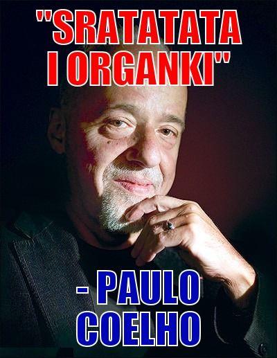 Maffashion chce zostać drugim Paulo Coelho?