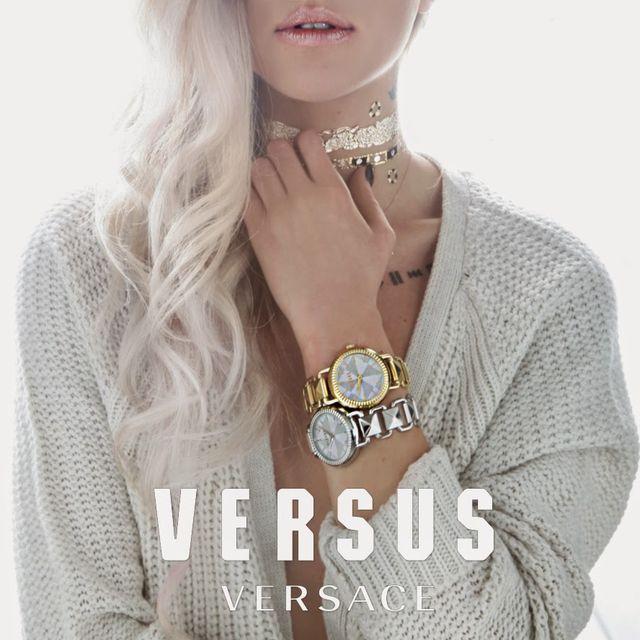 Maffashion w kampnii Versus by Versace (FOTO)