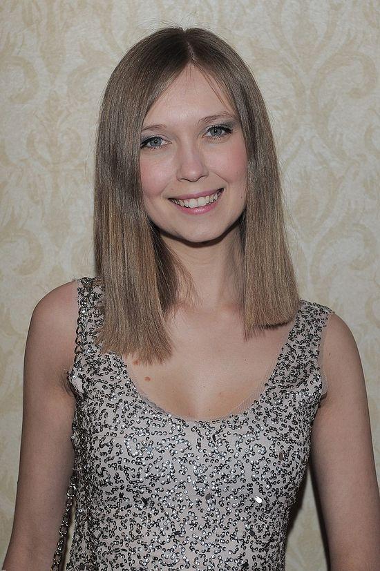 Magdalena Górska w cekinowej sukience (FOTO)