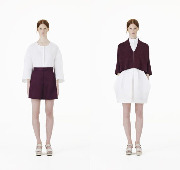 Wiosenny lookbook marki COS