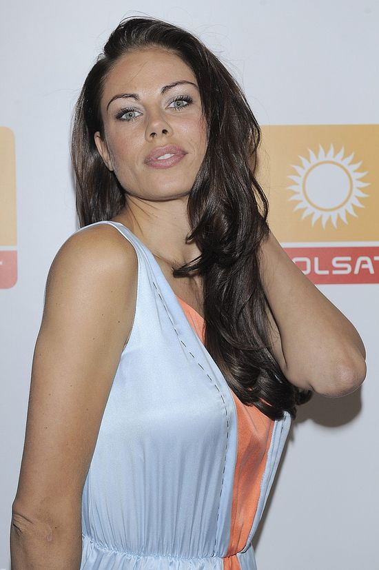 Magda Modra bryluje jako brunetka (FOTO)