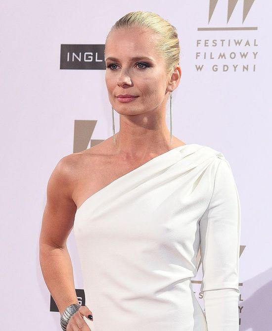 Magdalena Cielecka w najpiękniejszej kreacji Festiwalu Filmowego w Gdyni?