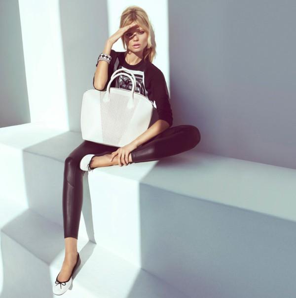 Magdalena Frąckowiak dla H&M na sezon wiosna 2013