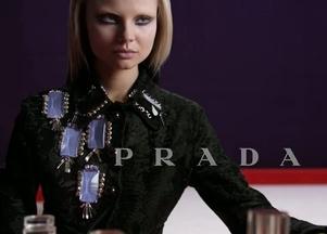 Magdalena Frąckowiak w filmie Prady