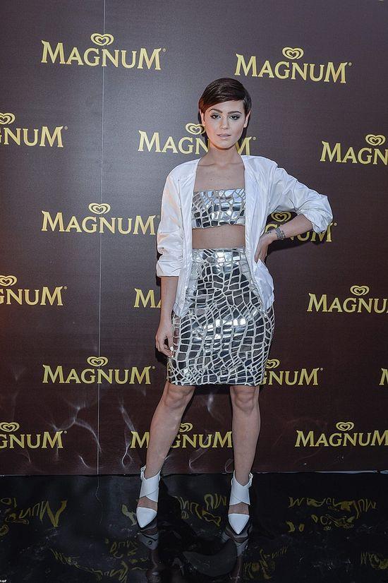Cała masa niebanalnych stylizacji na imprezie Magnum