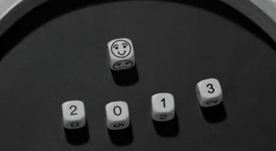 Maison Martin Maigela życzy Szczęścilwego Nowego Roku