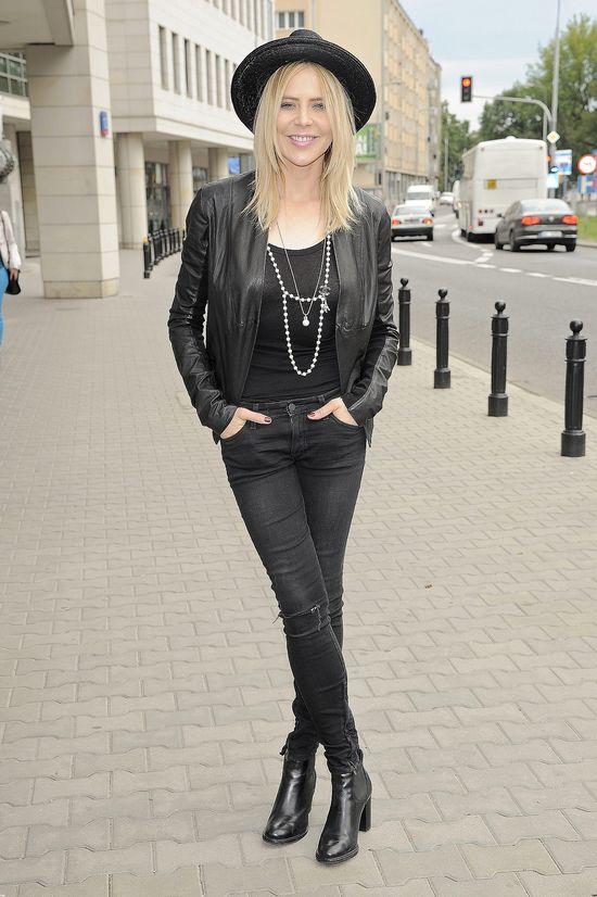 Maja Sablewska w rockowym wydaniu (SONDA)