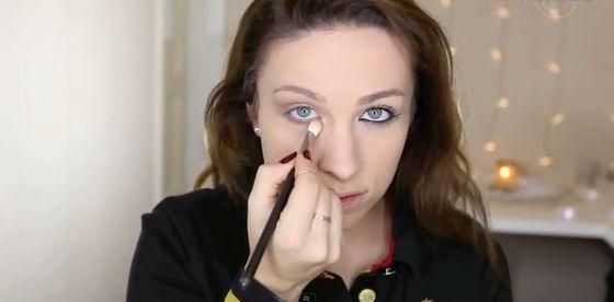 Makijaż powiększający oczy według Katosu (VIDEO)