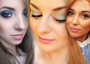 Konkurs na wiosenny makijaż - wyniki!