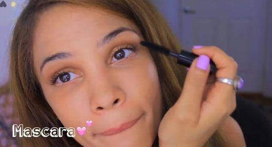 Naturalny i świeży makijaż idealny do szkoły! (VIDEO)