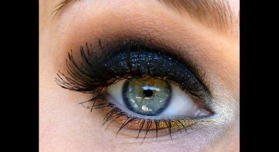 Makijaż na sylwestra dla Blondynki/brunetki/rudej