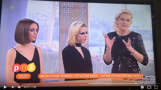 HIT DNIA! Oto makijaże na Sylwestra proponowane przez Pytanie na Śniadanie!