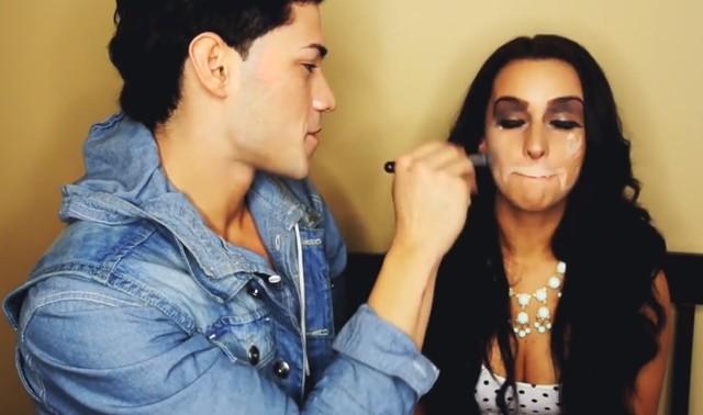 Jak wyglądałabyś w makijażu zrobionym przez Twojego chłopaka